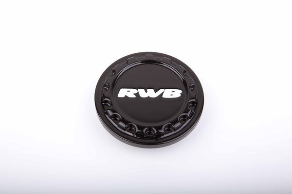 Machined Forged Center Caps Set of 4