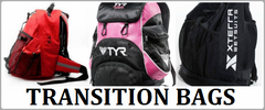 Triathlon Transition Bags