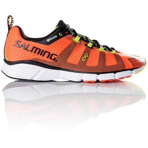 SALMING ENROUTE Mens Magma Red Running Shoe, triathlon shoe, run