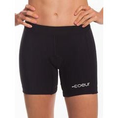 Coeur Women's Little Black Triathlon Shorts