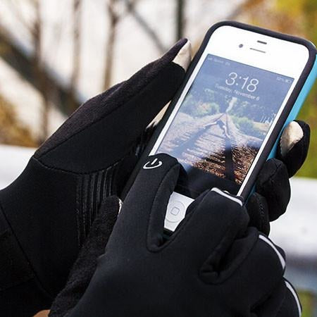 Zensah Smart Running Gloves
