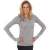 Zensah Run Seamless Women's Long Sleeve Shirt