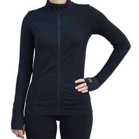 Zensah Seamless Women's Power Running Jacket