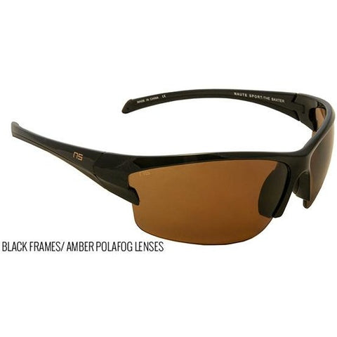 Naute Sport Baxter Sunglasses -- Polafog (HD Polarized, Anti-fog)