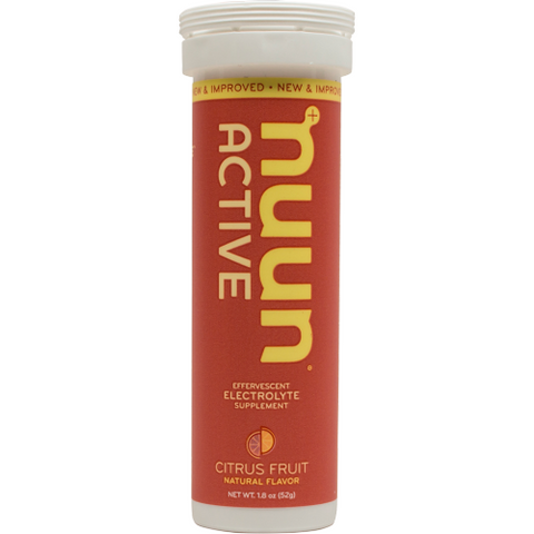 Nuun Active Citrus Fruit