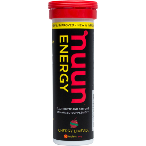 Nuun Energy drink tabs Cherry Limeade