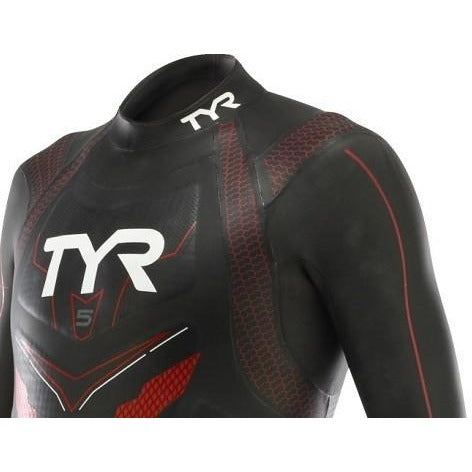 2d4384e336fa0 Used TYR HURRICANE WETSUIT CAT 5 – Tri Everything Store