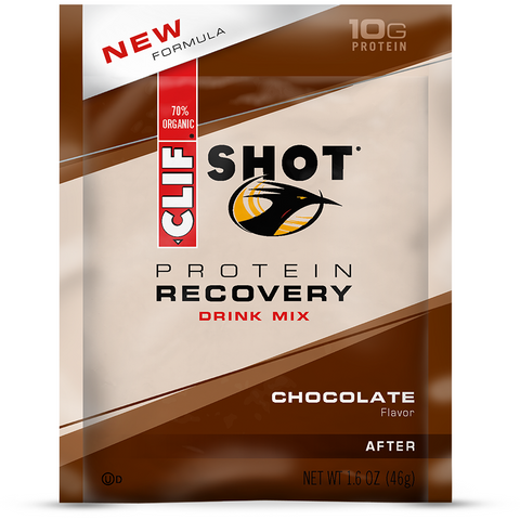 Clif Shot Protein Recovery Drink