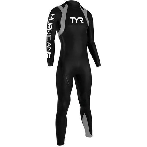 USED TYR MEN'S HURRICANE WETSUIT CAT 1