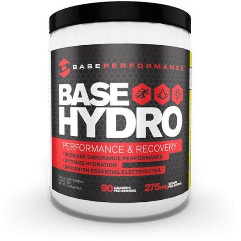Base Hydro, nutrition, electrolytes, Lemon Lime
