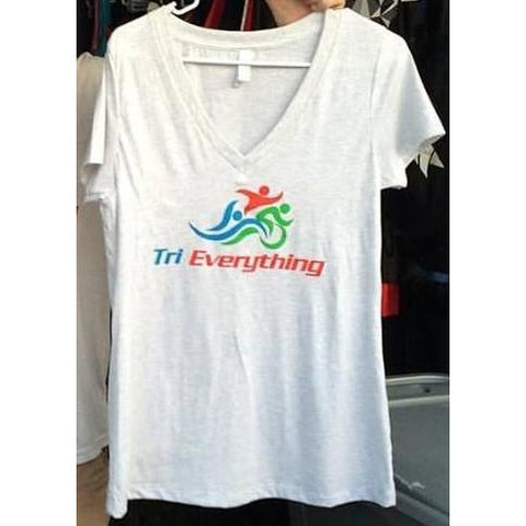 Tri Everything Logo T-shirt