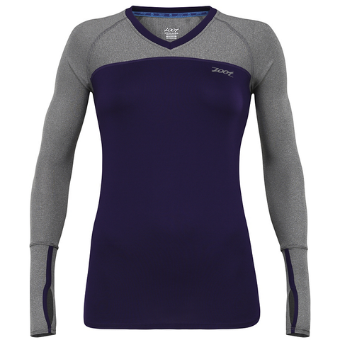 Zoot Women's Ocean Side Long Sleeve Top