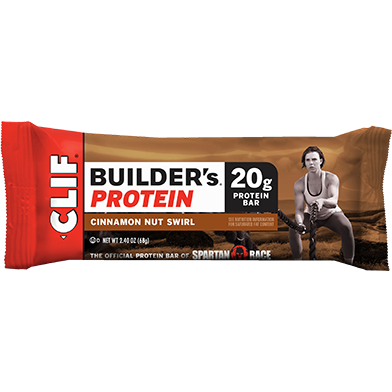 Clif Builder's 20gm Protein Bar -- Box of 12