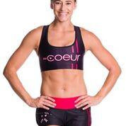 COEUR SPORTS BRA - Courage 17 Design