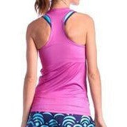 Coeur Women's Run Tank - Hapuna
