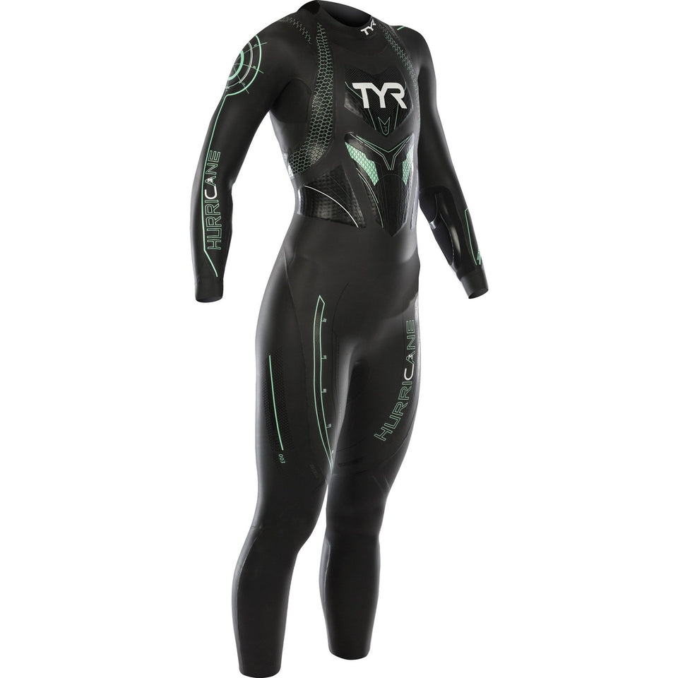 9e54bfd61613c USED TYR WOMEN S HURRICANE WETSUIT CAT 3 – Tri Everything Store
