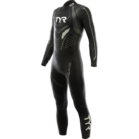 USED TYR MEN'S HURRICANE WETSUIT CAT 3