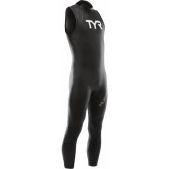 USED TYR MEN'S HURRICANE WETSUIT CAT 1 SLEEVELESS