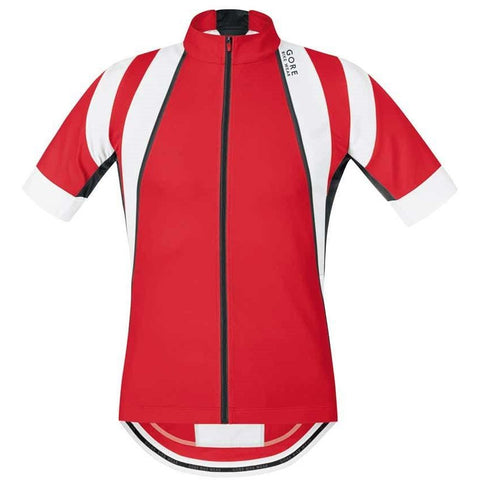 Gore Oxygen Bike Jersey Red