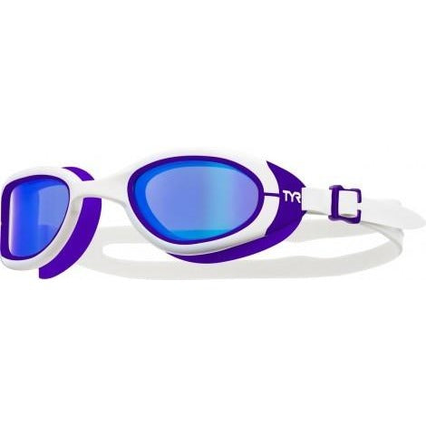 TYR Special Ops 2.0 Goggles White Purple