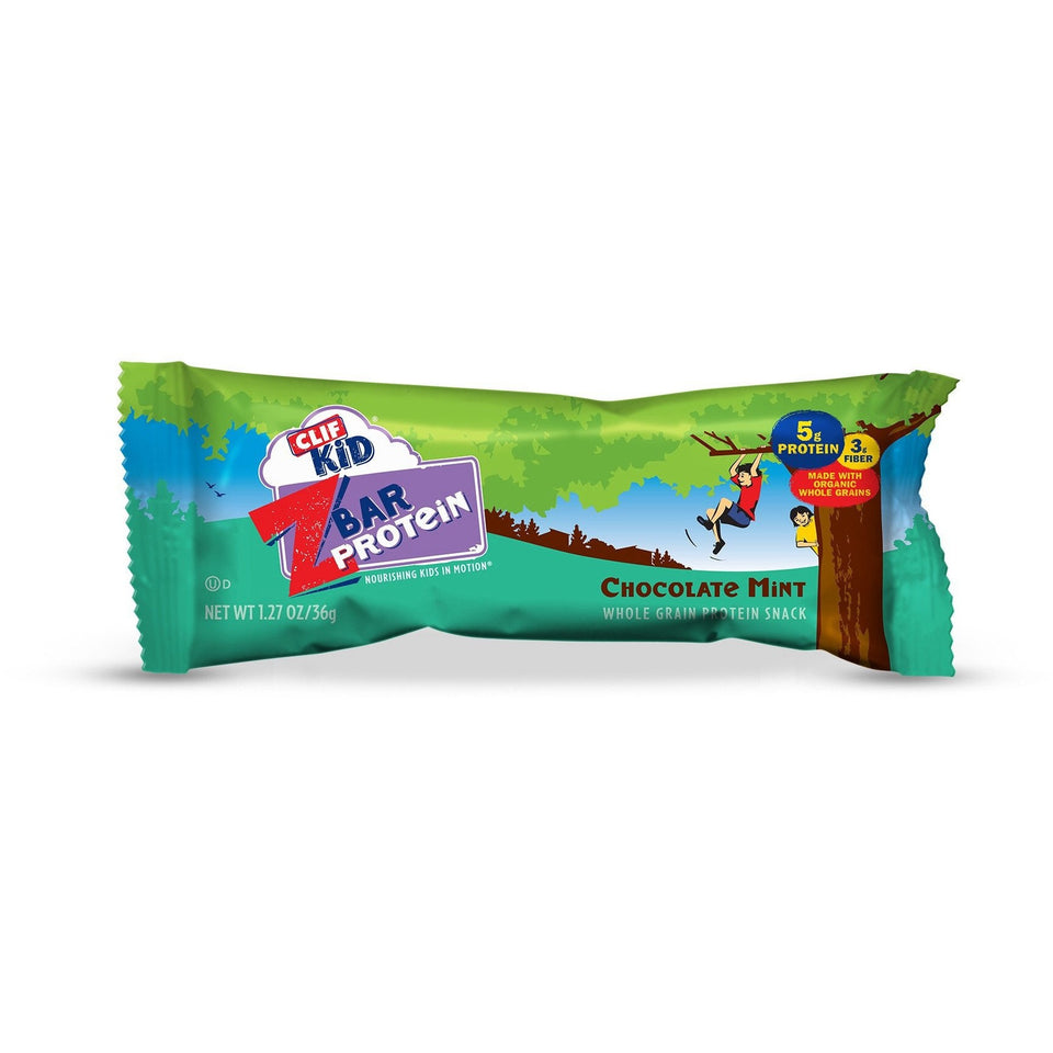 Clif Kid Z Bar Protein -- Box of 5 – Tri Everything Store