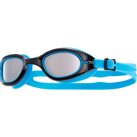 TYR SPECIAL OPS 2.0 JUNIOR POLARIZED GOGGLES Black Blue
