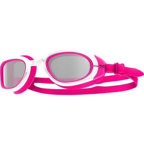 TYR Special Ops 2.0 FEMME Polarized Goggles Pink