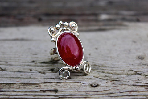 RUBY CROWN - ref.S151