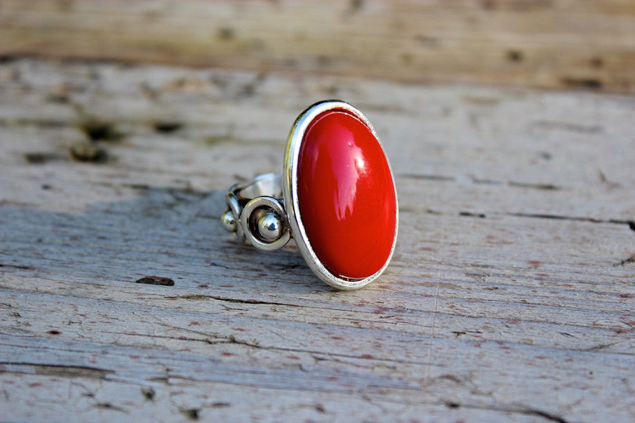 RED CORAL - ref.S157