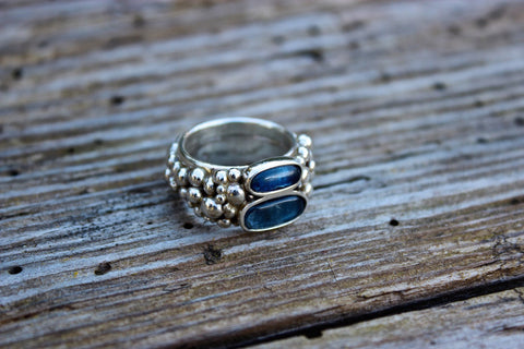 KYANITE RING - ref.S164