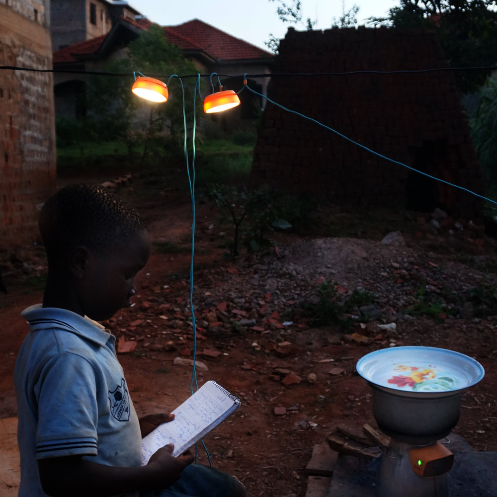 BioLite PowerLight Bundle - In Kenya