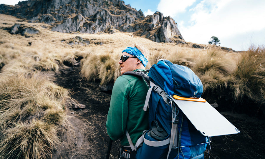 Mountaineering Up Three Peaks in Mexico