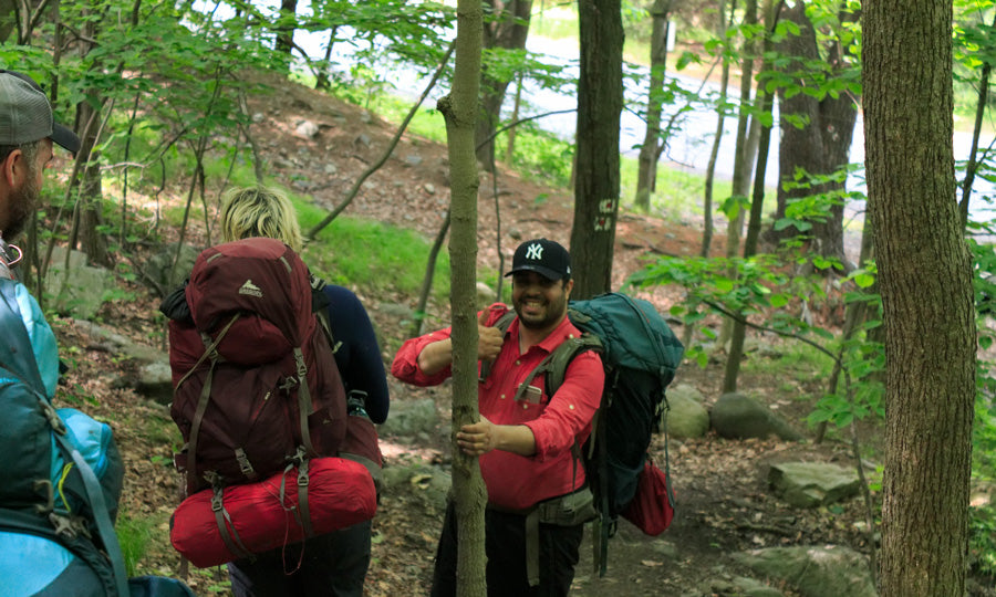 Backpacking for the First Time Ever