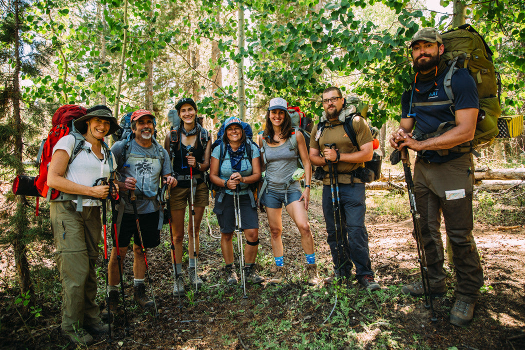Camping & Backpacking Communities