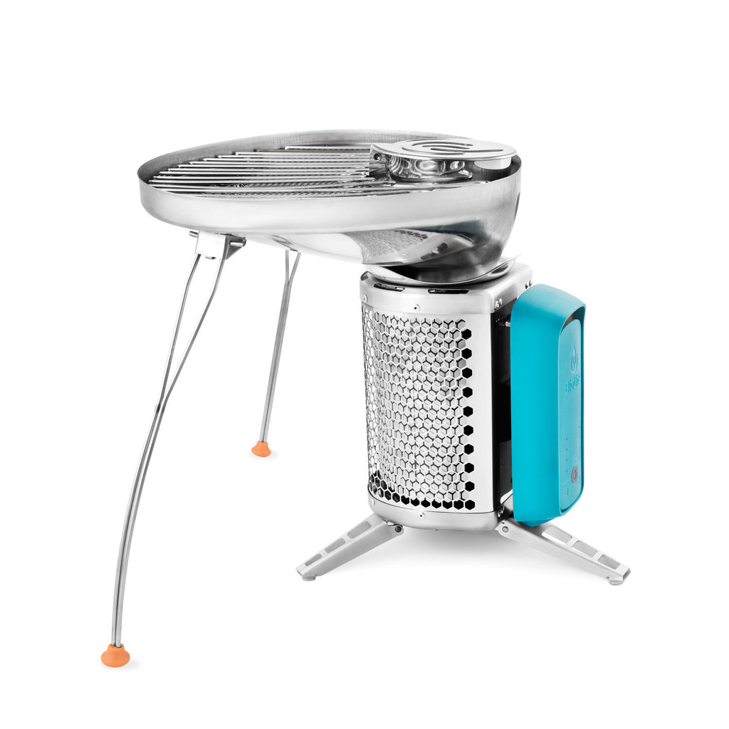 BioLite CookStove | USB Rechargeable Camping Stove