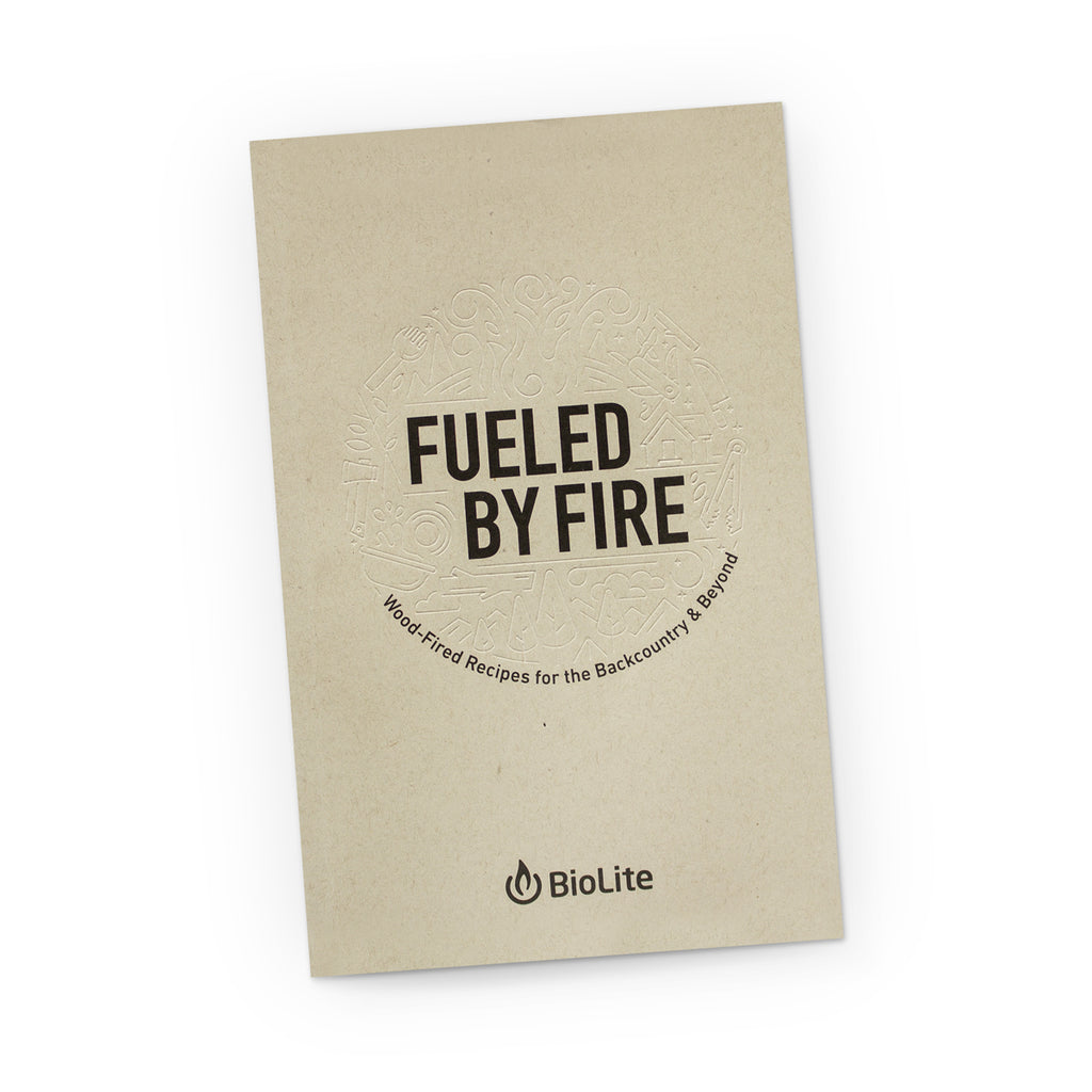 Fueled By Fire Cookbook