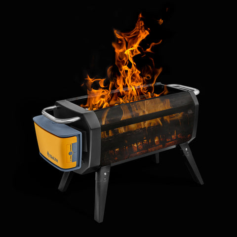 A Purchase With Impact - BioLite FirePit See Fire, Not Smoke