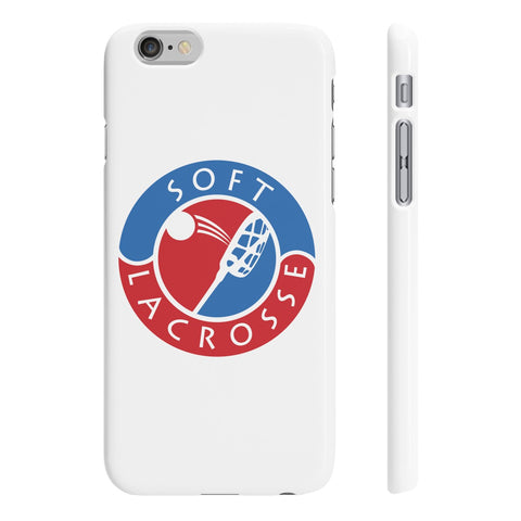 Wraps Slim Phone Cases - Soft Lacrosse™