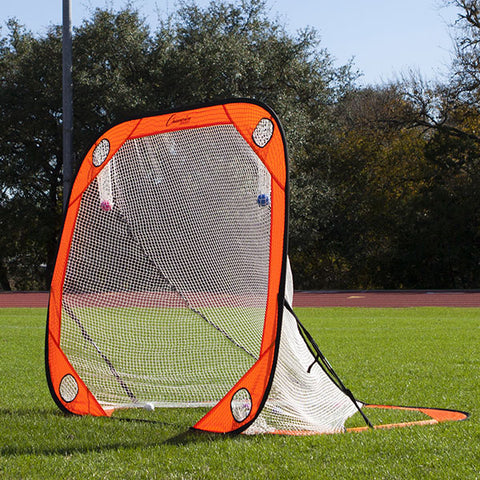 6ft Lacrosse Pop-Up Goal - Champion Sports - Soft Lacrosse™