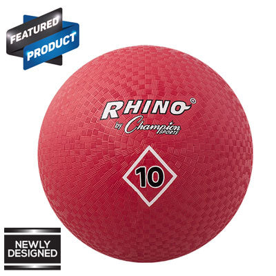 10 Inch Playground Ball - Soft Lacrosse™