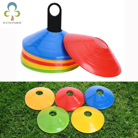 30PCS Disc Cones - Soft Lacrosse™
