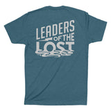 Rottweiler Leaders of the Lost Tee – Indigo