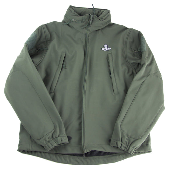 Rottweiler Concealed Carry Soft Shell Jacket