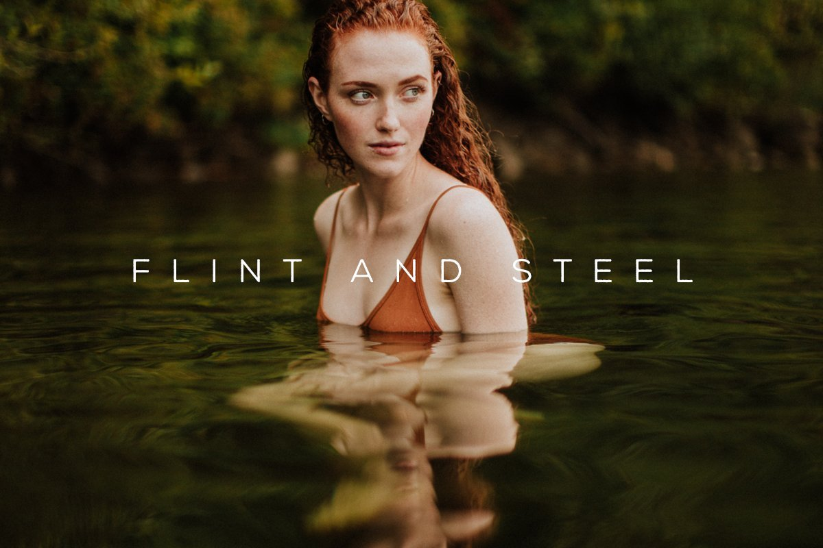 Flint & Steel Lightroom Presets