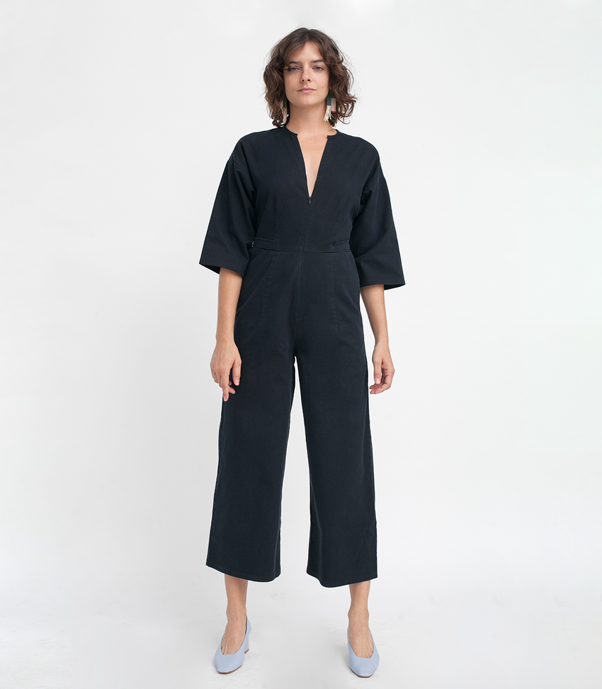 Black Ari Jumpsuit