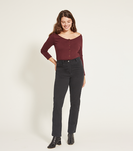Black Brooke Jeans