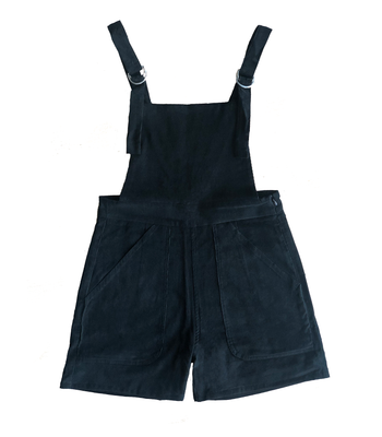 Black Blair Overalls