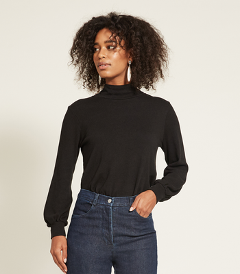 Black Lea Sweater