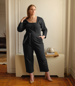 Black Nia Jumpsuit