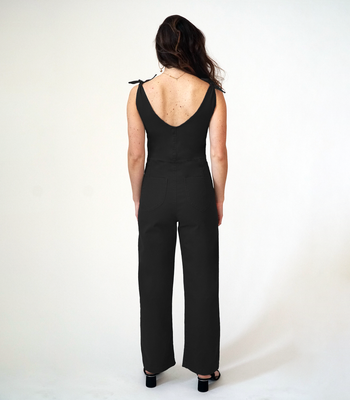 Black Rita Jumpsuit